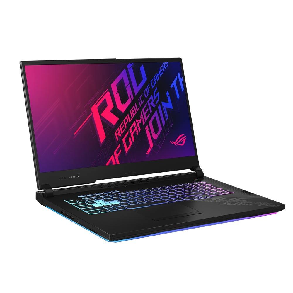 Asus Notebook ROGStrixSCAR 17 G742LWS-HG078T Black