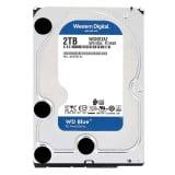 WD HDD PC 2TB 5400RPM SATA III (6GB/s) 256MB Blue 3 Year