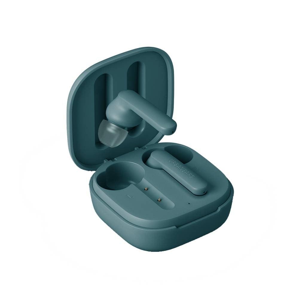 Urbanears Headphone with Mic. Wireless TWS Alby Teal Green