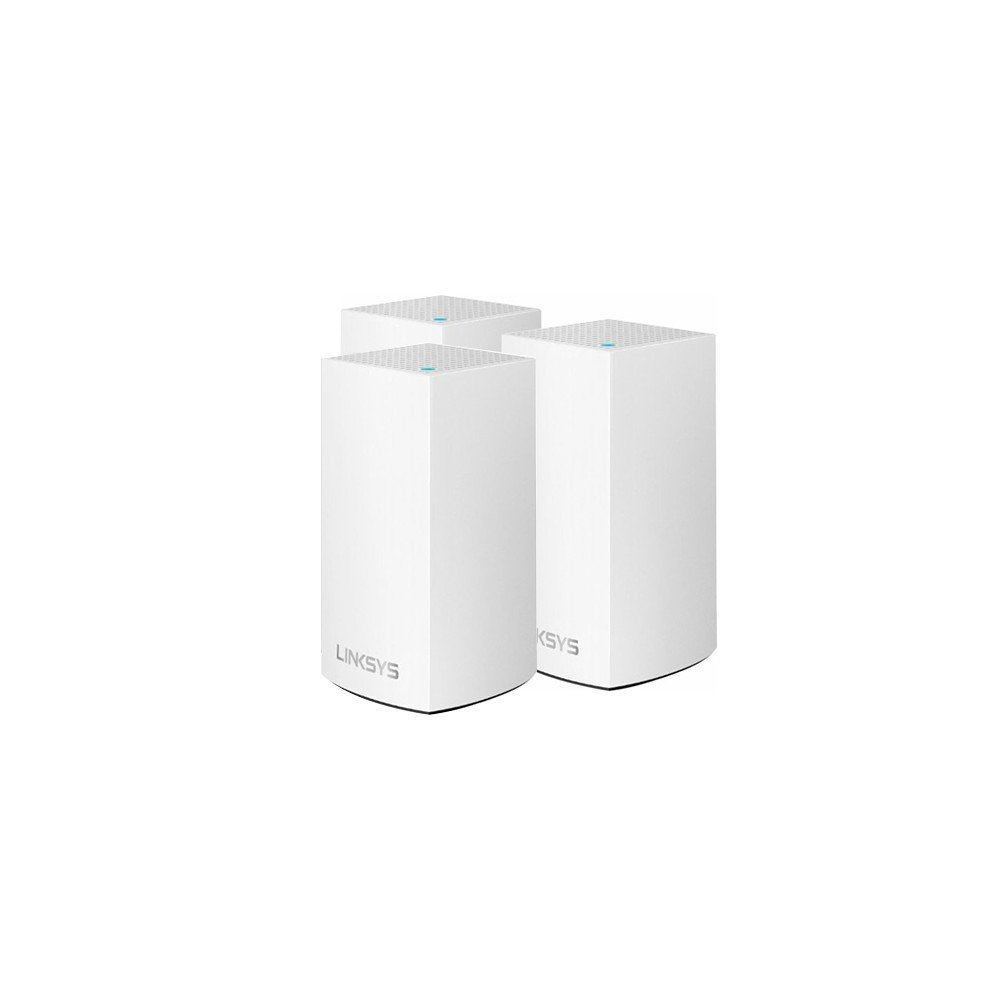 Linksys Velop WHW0103 Intellegent Mesh Wi-Fi System (Pack 3)